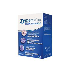ZYMEREX IBS COLON IRRITABILE 14 BUSTE - Iltuobenessereonline.it