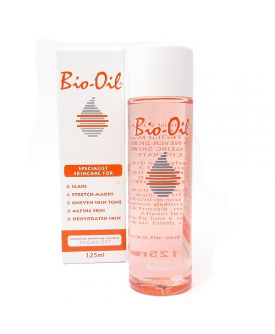Bio-Oil Olio Dermatologico Specialista Nella Cura Della Pelle 125ml - Zfarmacia