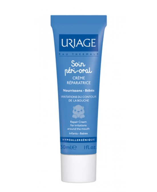Uriage Soin Péri-Oral Crema Riparatoria Per Bimbi 30ml - Farmacistaclick