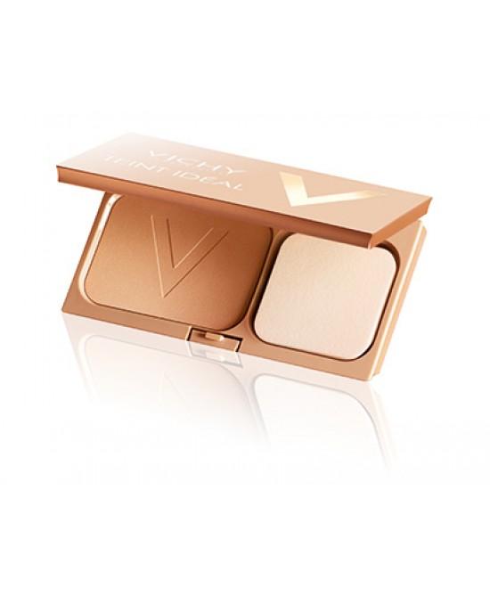 Vichy Teint Ideal Fondotinta Illuminante In Polvere Compatto Tonalità Fonce 10ml - Farmapage.it