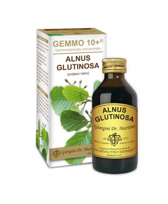Dr. Giorgini Gemmo 10+ Ontano Nero 100ml Analcolico