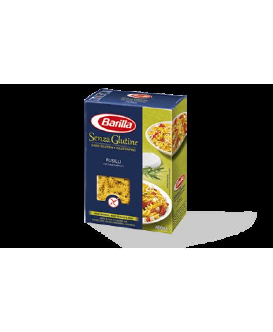 Barilla Pasta Senza Glutine Fusilli 400g - FARMAPRIME