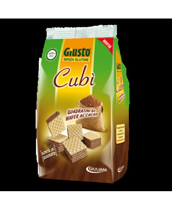 GIUSTO S/G CUBI