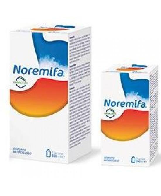 NOREMIFA SCIROPPO 200ML-924687748