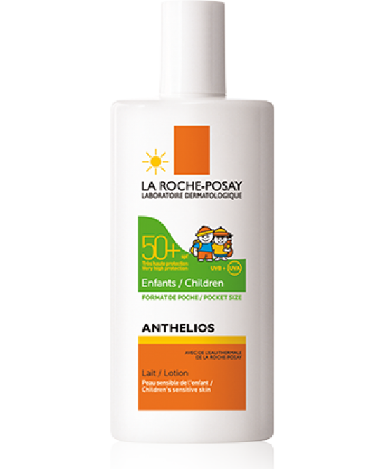 La Roche-Posay Anthelios Dermo-Pediatrics Latte Spf50+ Formato Tascabile 40ml