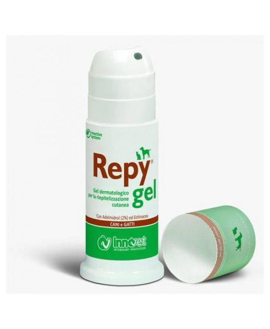 Repy Gel Dermatologico Uso Veterinario 75ml - FARMAPRIME