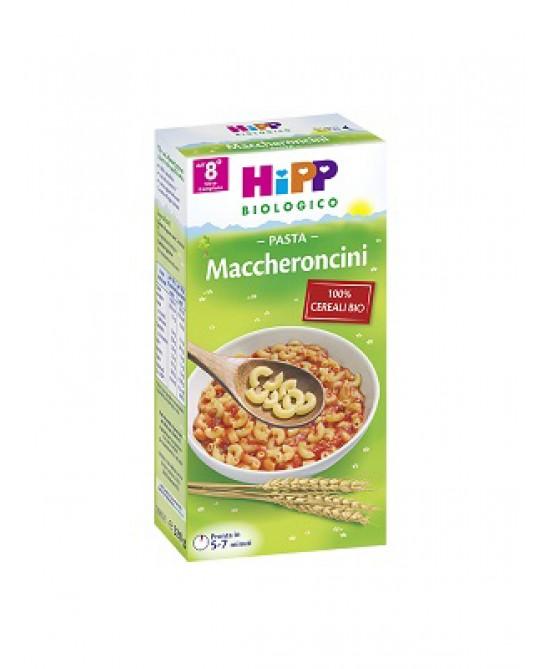 HiPP Biologico Pastina Maccheroncini 320g - Farmabellezza.it
