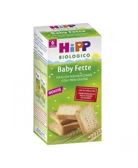 HiPP Biologico Baby Fette 100g - Farmajoy