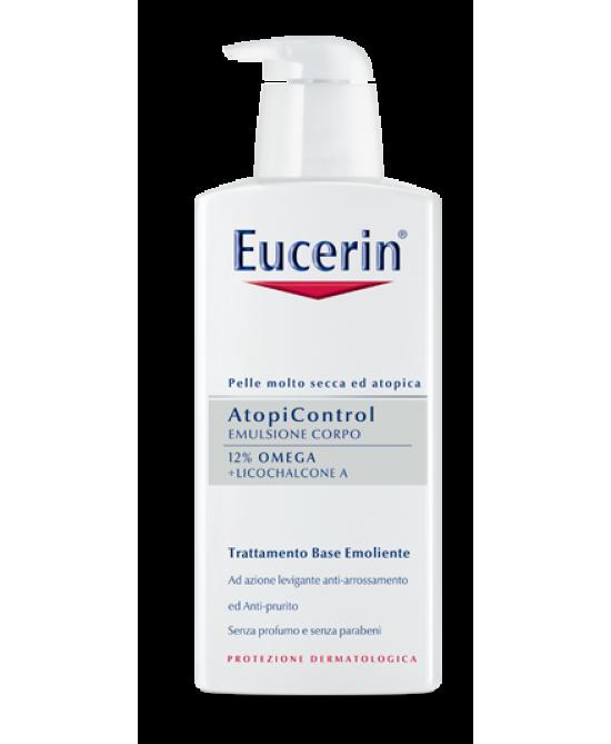 Eucerin AtopiControl Emulsione Corpo 400ml - Farmacia Giotti