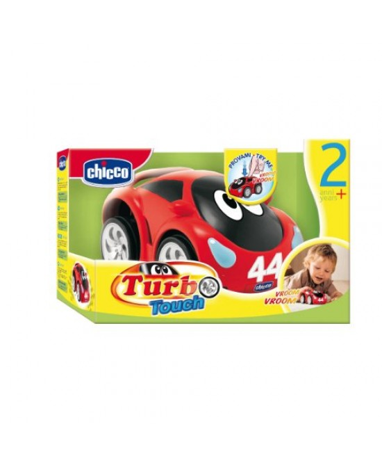 Chicco Gioco Turbo Touch Rosso