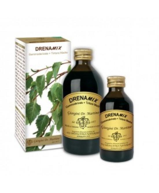 Dr. Giorgini Drenamix Liquido Analcolico Integratore 200 ml