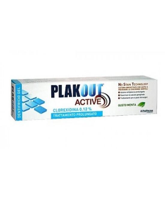 Plakout Active Dentif 0,12% - Farmajoy