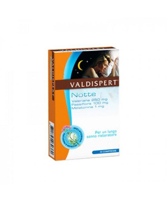 Valdispert Notte 1mg 40 Compresse-924953488