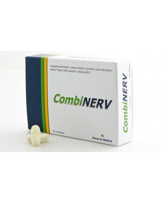 Combinerv 20cpr - Farmafamily.it