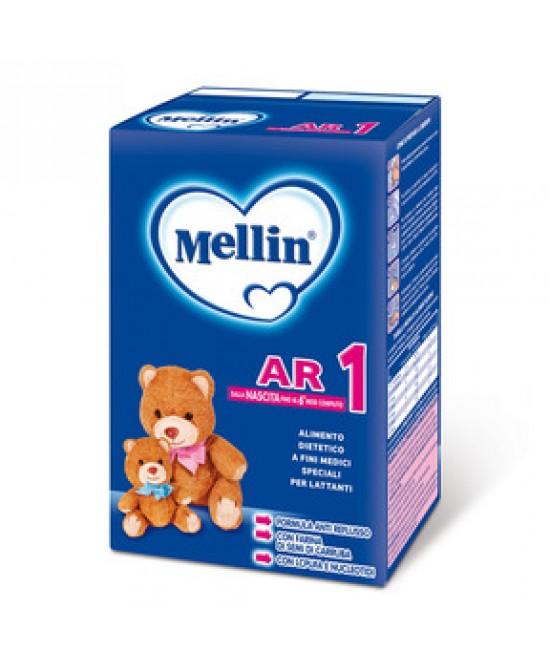 Mellin Alimenti Ai FIni Medici Speciali AR 1 Latte In Polvere 600g - FARMAPRIME