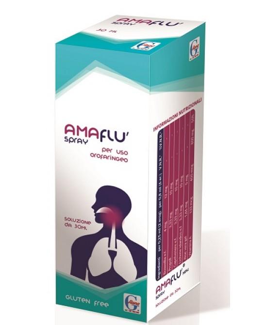 Amaflu' Spray Gola 15ml