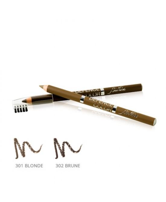 BioNike Defence Color Matita Sopracciglia Colore 301 Blonde - Farmacia Giotti