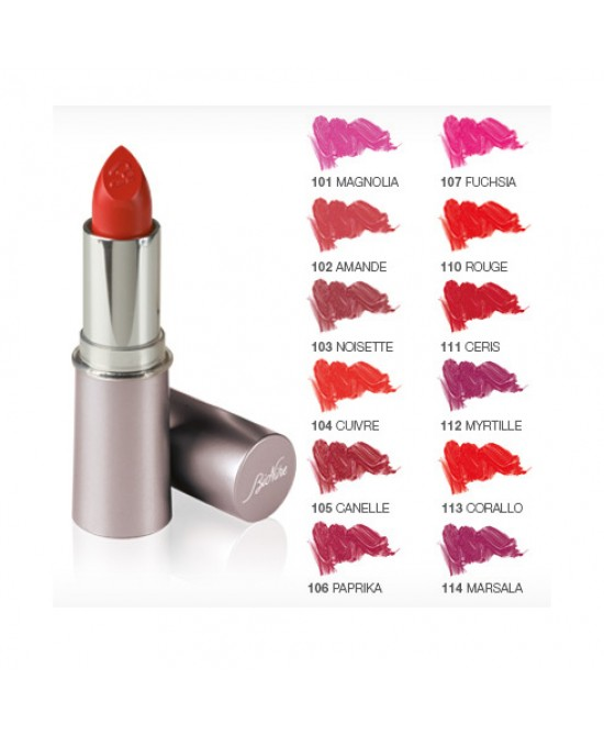 BioNike Defence Color Lipvelvet Rossetto Colore Intenso 110 Rouge - Farmacia 33