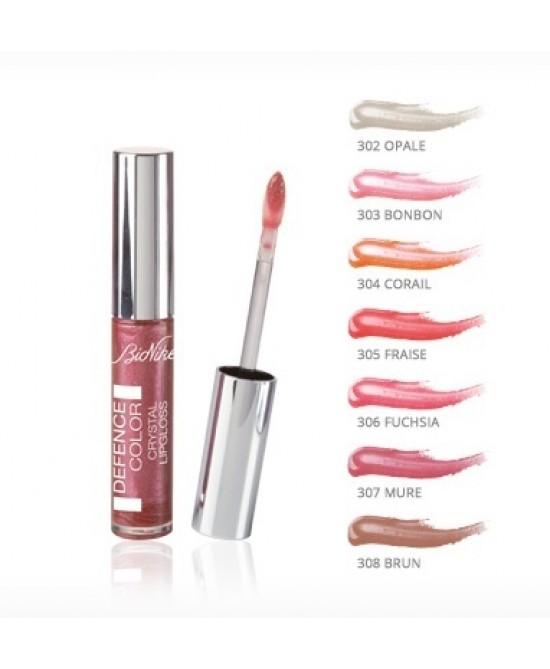 Bionike Defence Color Crystal Lipgloss Lucidalabbra 302 Opal 6 ml