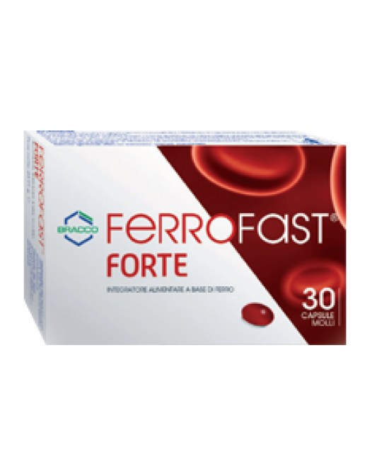 Ferrofast Forte 30cps Molli - Farmia.it