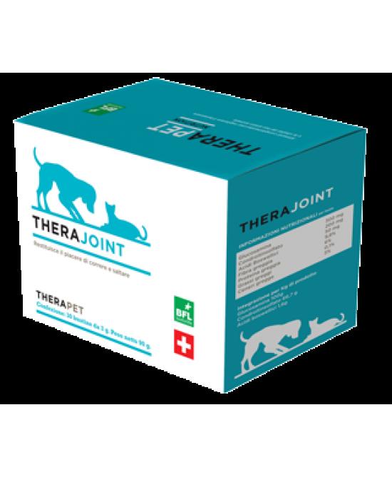 Therapet TheraJoint Integratore Per Uso Veterinario 30 Bustine