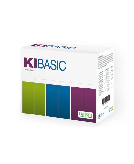 Legran Kibasic Integratore Alimentare 24 Buste - FarmaHub.it