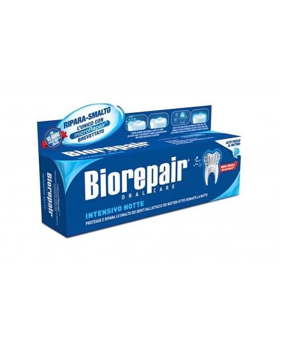 Biorepair Oral Care Intensivo Notte Dentifricio 75ml - FARMAEMPORIO