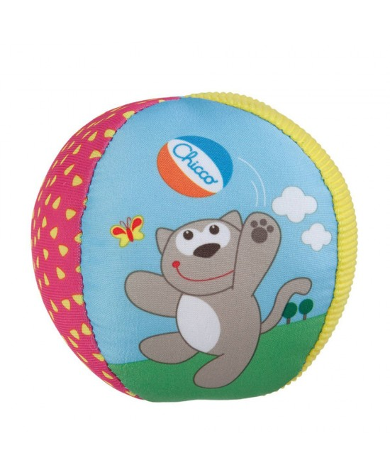 Chicco Gioco Pallina Soft Play Ball - Zfarmacia