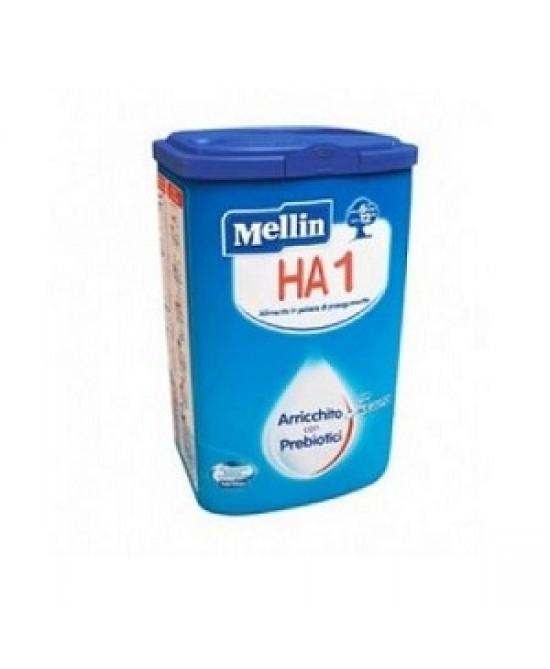 Mellin Latte Di Crescita HA1 Latte In Polvere 600g - Zfarmacia