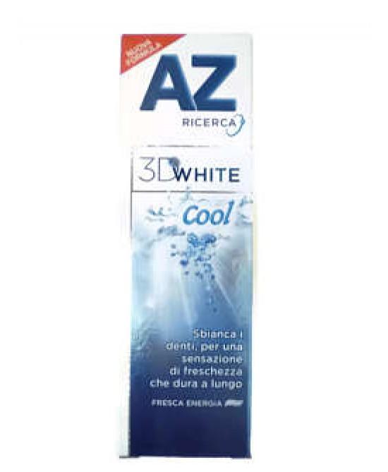 Az 3D White Cool Dentifricio 75ml