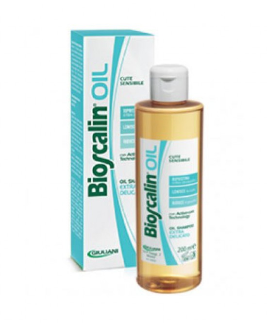 Giuliani Bioscalin Oil Shampoo Extra Delicato 200ml - FARMAPRIME