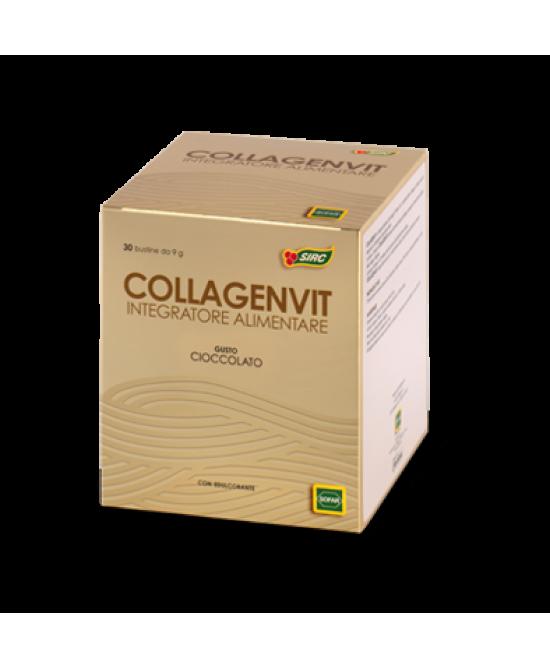 COLLAGENVIT CIOCCOLATO 30BUST prezzi bassi