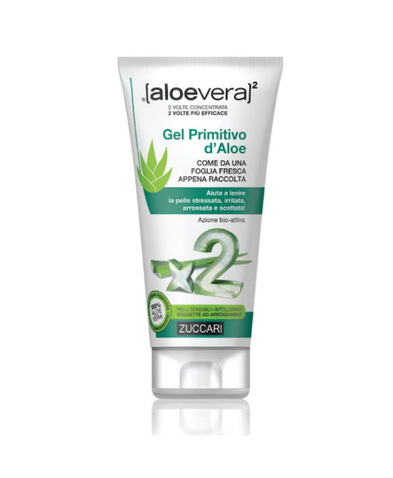 Zuccari Aloevera2 Gel Primitivo D'Aloe 150ml - La farmacia digitale
