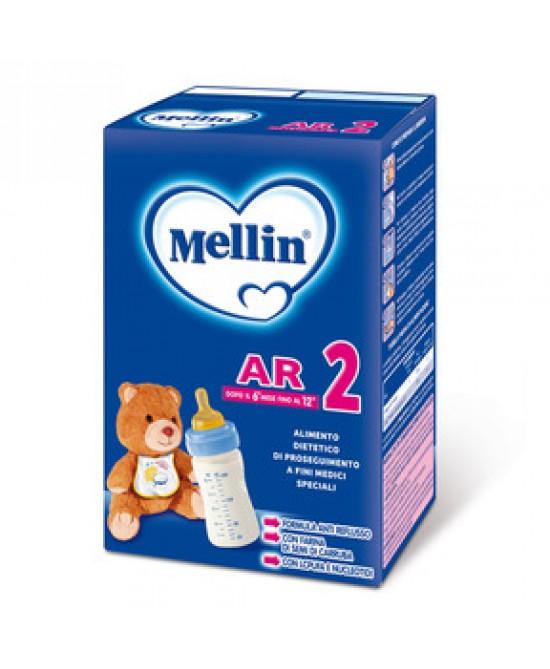Mellin Alimenti Ai Fini Medici Speciali AR 2 Latte In Polvere 600g - FARMAPRIME