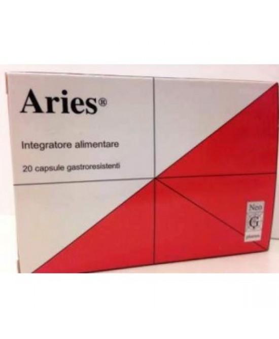 ARIES 20 CAPSULE - Arcafarma.it