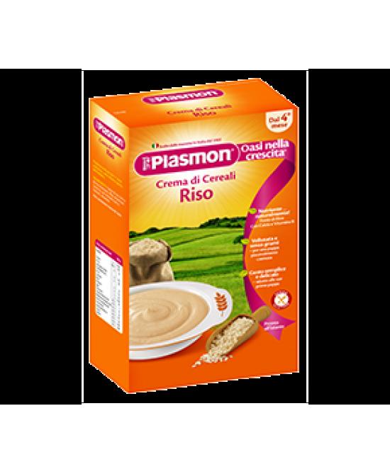 Plasmon Crema Di Cereali Riso 230g - Antica Farmacia Del Lago