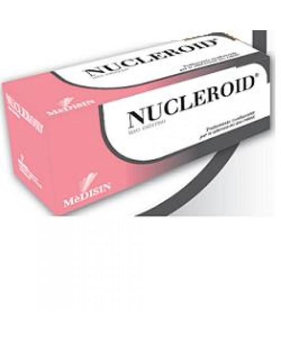 Nucleroid Crema 50ml - Farmastar.it