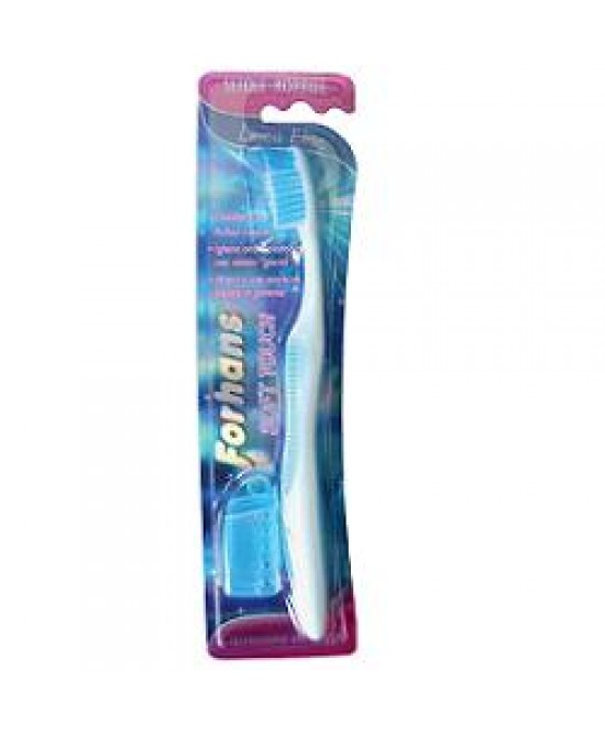Forhans Soft Touch Spazzolino - Sempredisponibile.it