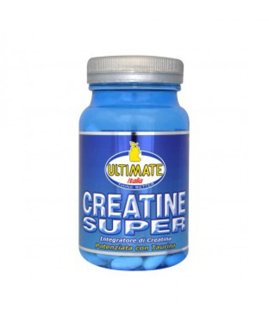 Ultimate Italia Creatine Super Integratore Alimentare 180 Capsule - Farmajoy