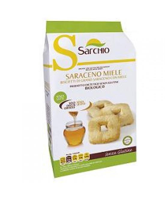 Biscotti Saraceno Miele S/liev - FARMAEMPORIO
