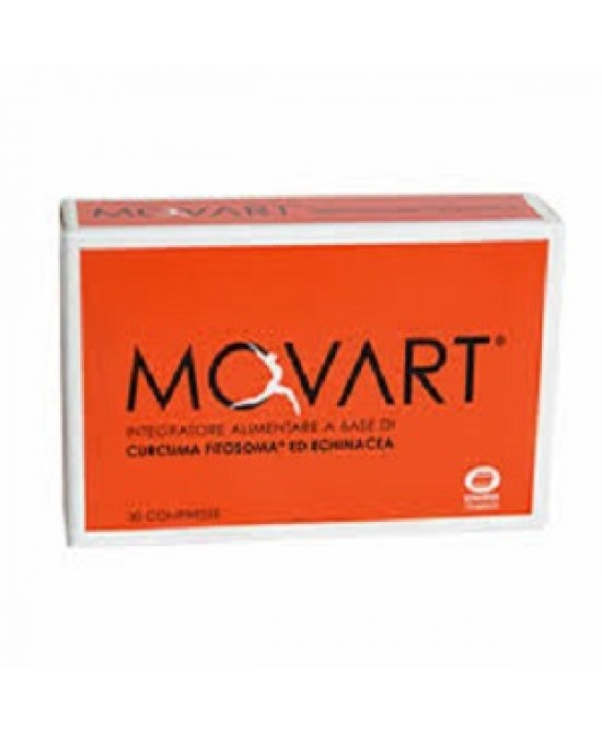Movart 30cpr - Farmajoy