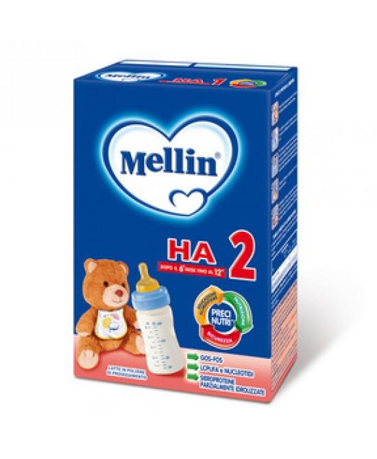 Mellin HA 2 Latte In Polvere 600 g