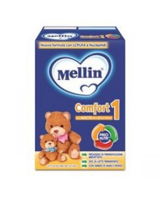 Mellin Comfort 1 Latte In Polvere 600g