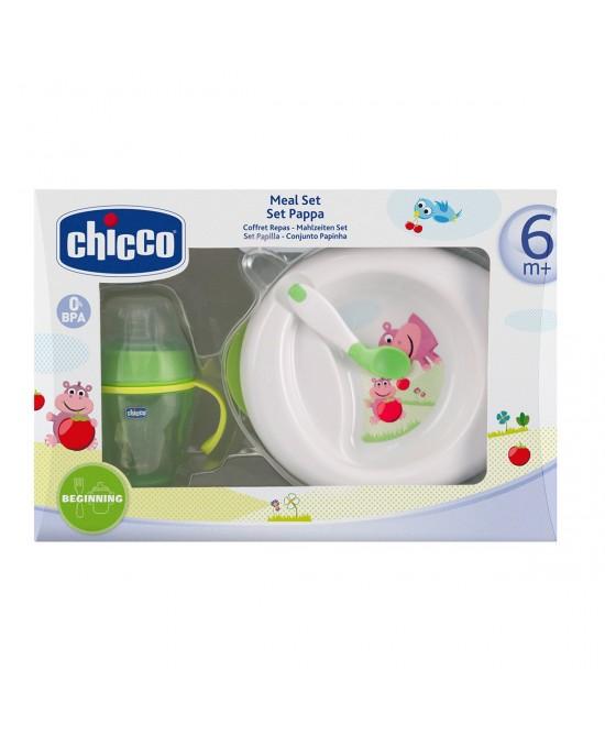 Chicco Set Pappa 6m+ - Farmapage.it