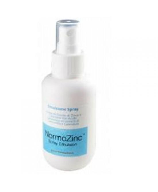 Normozinc Spray Dermatologico ad Azione Emolliente 100 ml