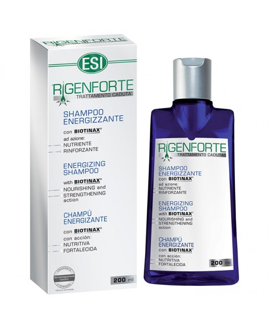 Esi Rigenforte Shampoo Energizzante 200ml - Farmafamily.it