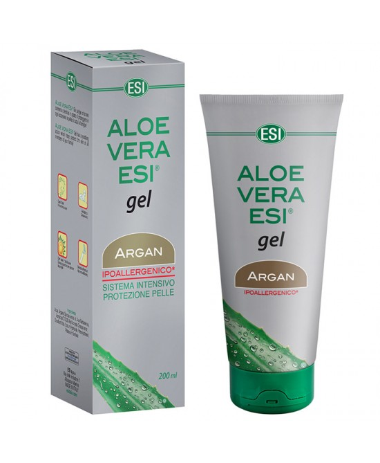 Esi Aloe Vera Gel Con Argan 200ml - Farmastar.it