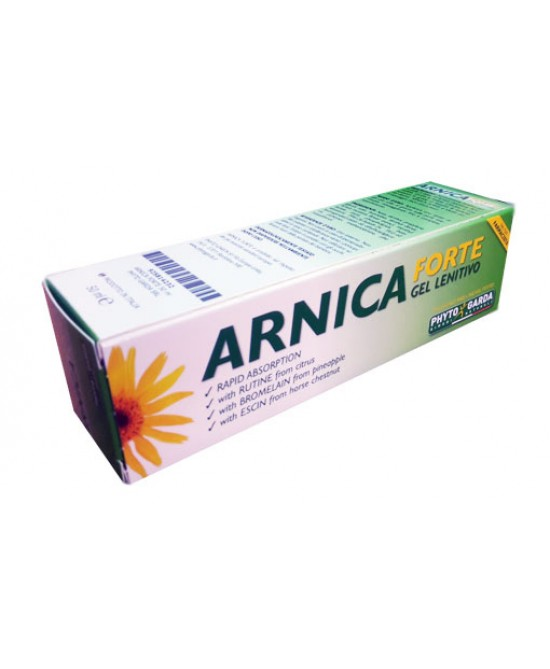 Phyto Garda Arnica Forte Gel 50ml - Farmafamily.it