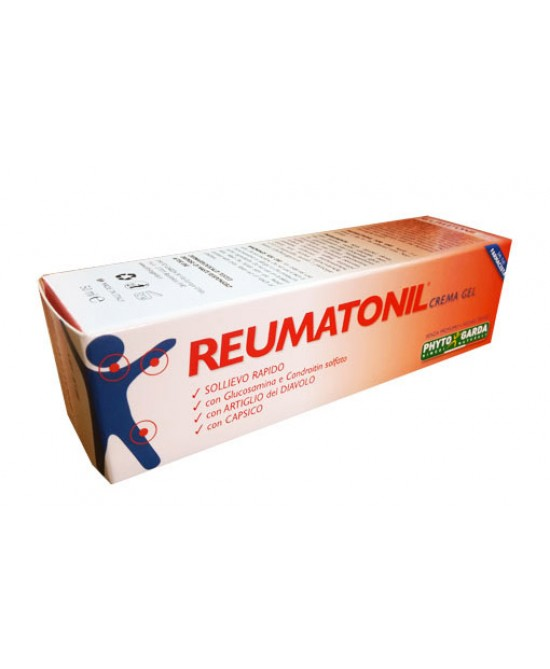 Phyto Garda Reumatonil Crema-Gel 50ml - Farmastar.it