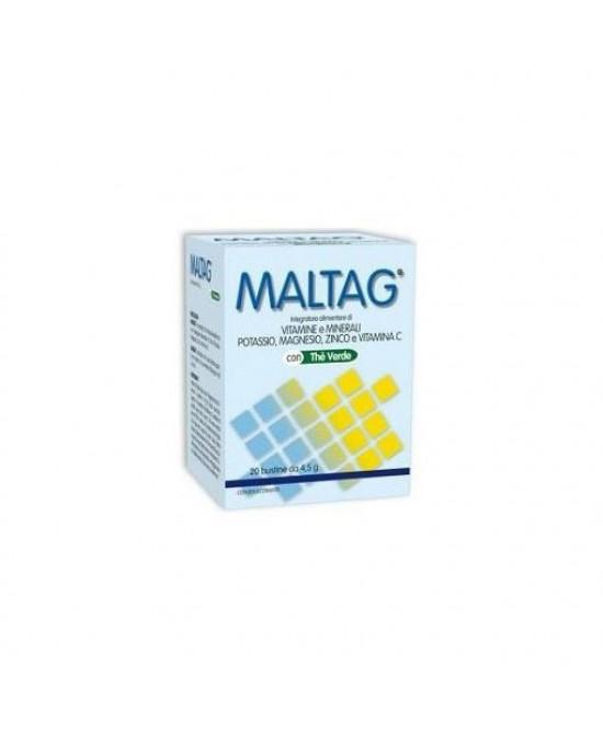 MALTAG 20 BUSTINE 4,7 GRAMMI - farmaventura.it
